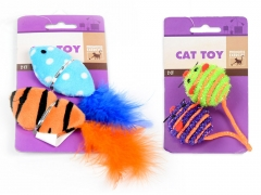 Pet Play Toy - Fish/Mouse
