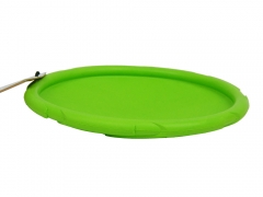 Rubber Disc Floating Dog Frisbee
